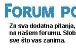 Zatražite pomoć na forumu