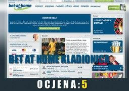 Bet at Home kladionica